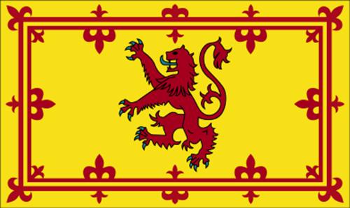 Szkocja flaga 2